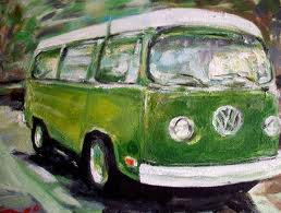 my future grocery getting VW Bus!
